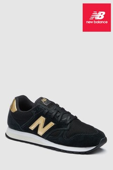 51b7c0520fd Black Gold · Pink · New Balance 520 Trainer