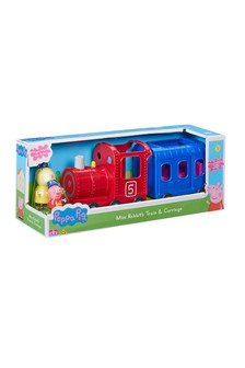 Peppa Pig™ Miss Rabbit's Train And Carriage