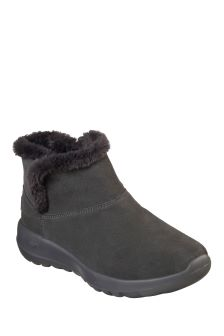 Skechers® Grey On The Go Bundle Up Boot