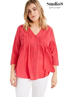 Studio 8  Ivy Button Down Top