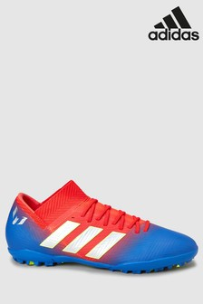 adidas Red Messi Nemeziz Turf