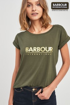 Barbour® International Logo Tee