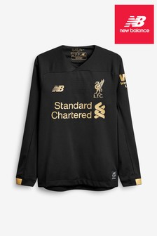 New Balance Liverpool FC 19/20 Goalkeeper Youth Jersey
