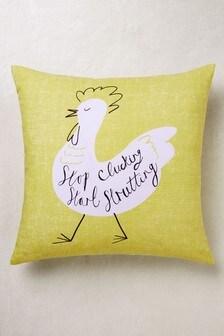 Poduszka z kurczakiem