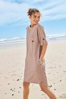 Utility Style Dress