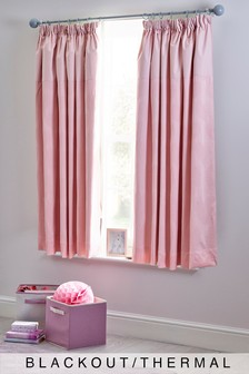 Waffle Heart Panel Curtains