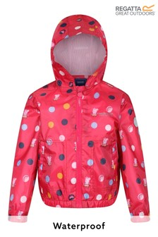 Regatta Peppa Pig™ Muddy Puddle Waterproof Jacket