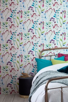 Esme Floral Paste The Wall Wallpaper