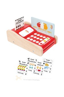 Le Toy Van Wooden Card Machine