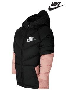 Nike Black Down Jacket