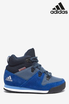 adidas Blue Snow Pitch Junior & Youth Boots