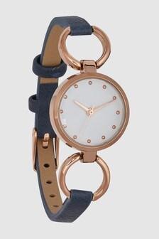 Mini Looped Shoulder Watch