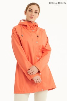 Ilse Jacobsen Orange Raincoat