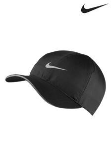 Nike Black Adult Dri Run Cap