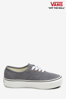Vans Authentic Platform Trainers