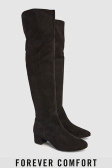 Forever Comfort Over The Knee Boots