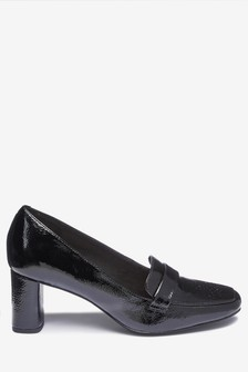 Forever Comfort Leather Loafers