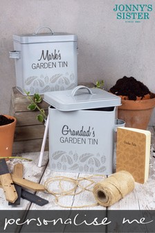 Personalised Gardening Gift Set by Jonnys Sister