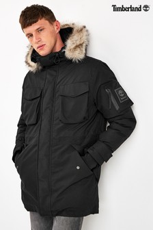 Timberland® Black Nordic Edge Parka