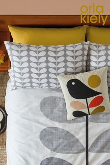 Orla Kiely Placement Scribble Stem Pillowcases