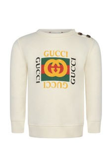 GUCCI Kids Baby Sweater