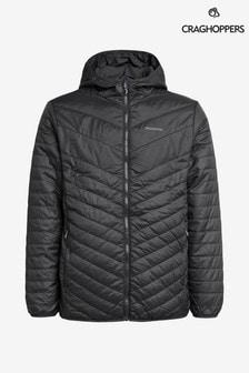 Craghoppers Black CompLite Hood Jacket