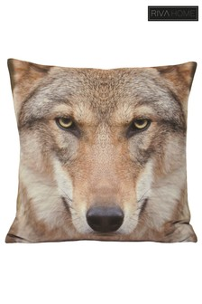 Wolf Cushion by Riva Home