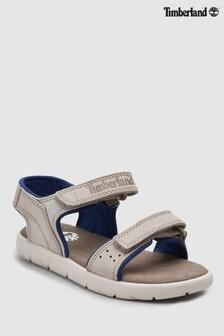 Timberland® Grey Nubble 2 Strap Sandal