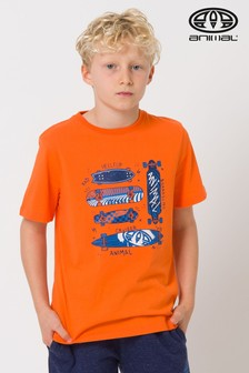 Animal Snapper Graphic Tee