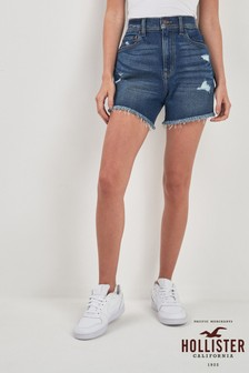 Hollister Denim Short