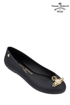 Vivienne Westwood Black Space Love Orb Pump