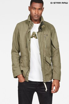 G-Star Green Driver Field Jacket