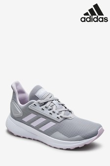 adidas Run Grey Duramo 9 Junior & Youth Trainers