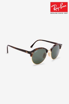 Ray-Ban® Clubmaster Round Sunglasses