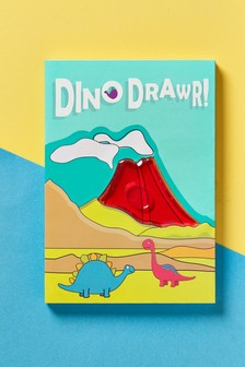 Dino Draw Notebook