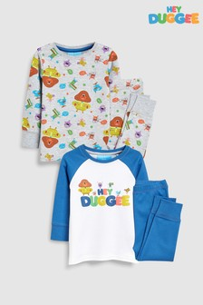 Hey Duggee Pyjamas Two Pack (9mths-8yrs)
