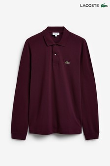 Lacoste® L1312 Long Sleeve Polo Shirt
