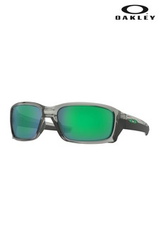 Oakley® Green Straightlink Sunglasses