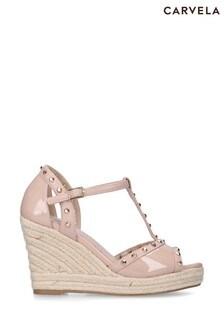 Carvela Pink Stark Sandals