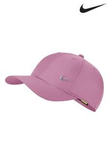 Nike Kids Pink Swoosh Cap