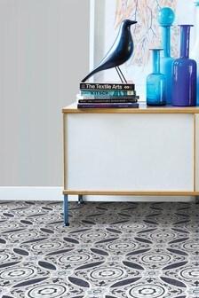 Sienna Peel And Stick Floor Tiles by Floor Pops