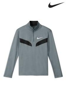 Nike Performance Grey Track Top