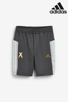 adidas Charcoal X Shorts