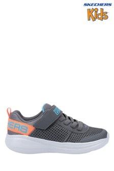 Skechers® Grey Gorun Fast Tharo Velcro Trainers