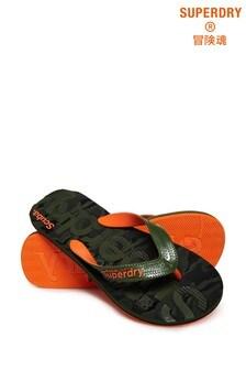 Superdry Scuba Grit Flip Flops