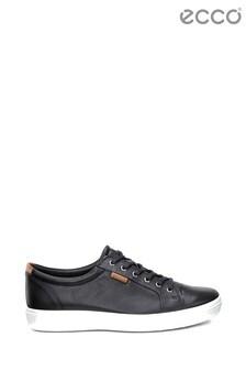 ECCO® Black Lace Sneaker