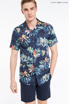 Tommy Hilfiger Hawaiian Print Shirt