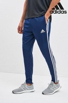 Синие спортивные штаны adidas Tiro