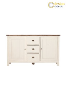 Cotswolds Wide Sideboard by Design Décor