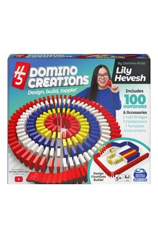 Lily Hevesh Dominoes Creation Set